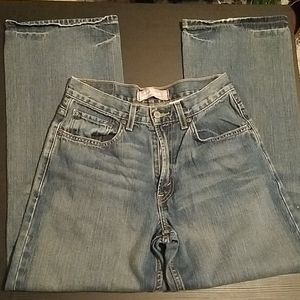 Levi's 569 Loose Straight Leg Boys Jeans